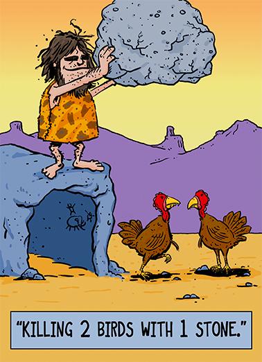 2 Birds  Card Cover