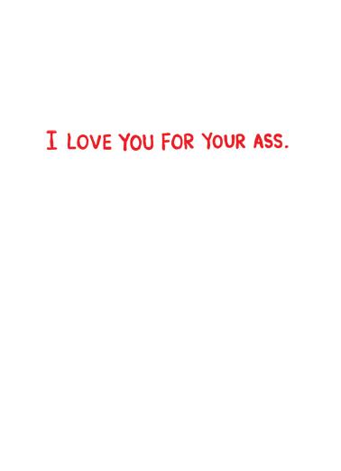 Admit It (LV) Love Ecard Inside