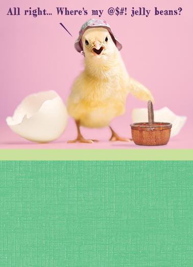 Attitude (Easter) Easter Ecard Cover
