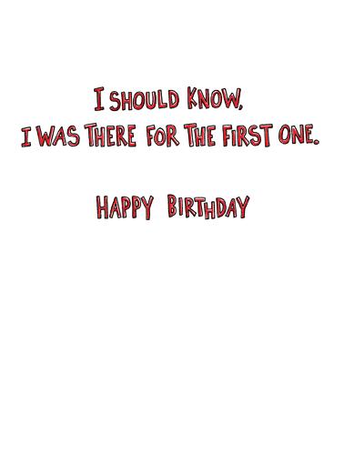 Bernie Revolution Birthday Card Inside