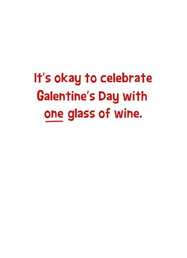Big Wine Glass Gal Wine Ecard Inside