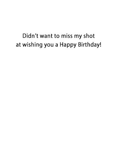 Booster Shot Birthday Card Inside