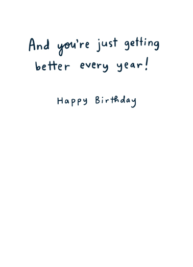 Born in July July Birthday Ecard Inside