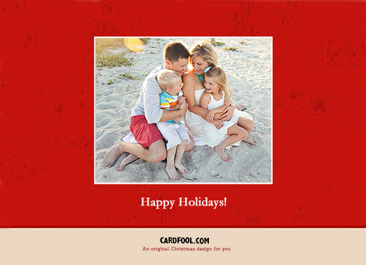 Brightest Wishes Christmas Card Inside