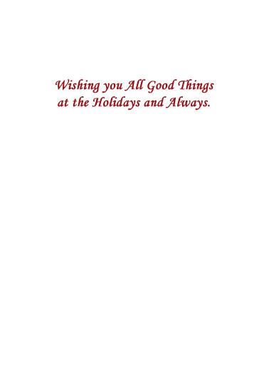 Candy Cane CF Christmas Card Inside