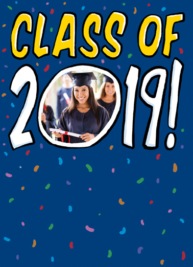 Class of 2016 Graduation Card Cover