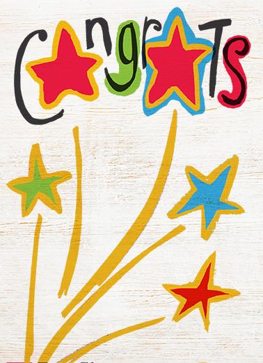 Congrats  Card Cover