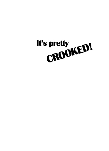 Crooked Valentine Funny Political Ecard Inside