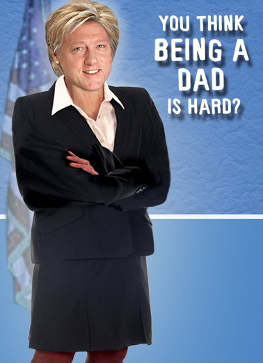 First Lady Clinton FD  Card Cover