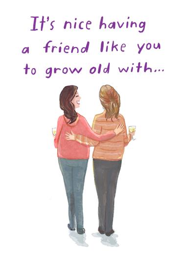 Friend Like You  Ecard Cover