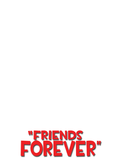 Friends Forever Movie Poster Add Your Photo Ecard Cover