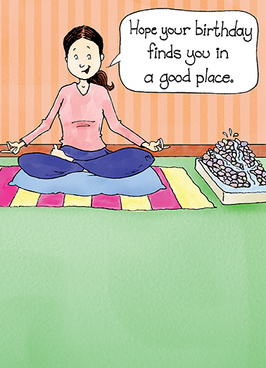 Good Place Clinking Buddies Ecard Cover