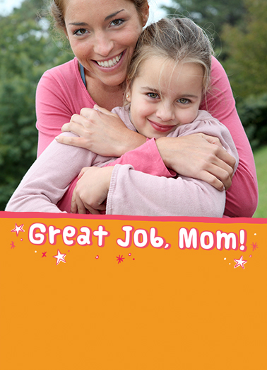Great Job MD Mother's Day Ecard Cover