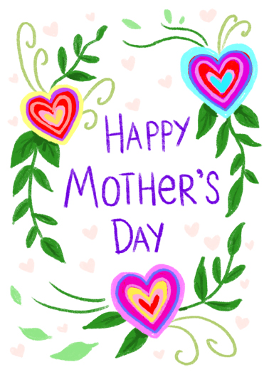 HMD Mother's Day Ecard Cover