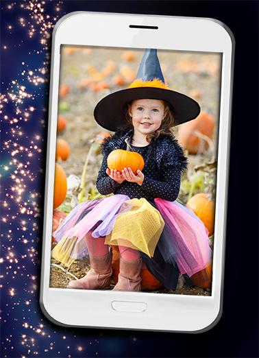 Halloween Selfie Halloween Ecard Cover