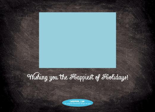 Happiest Season Christmas Card Inside
