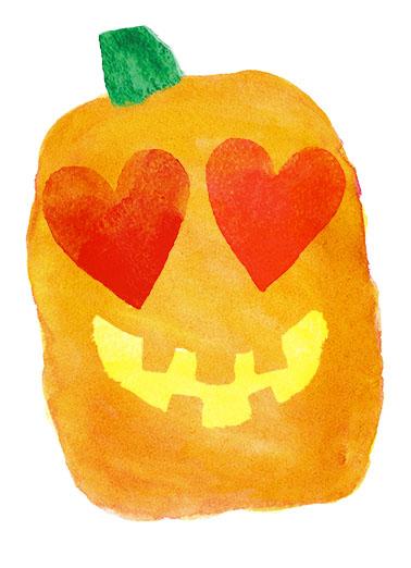 Heartfelt Halloween Halloween Card Cover