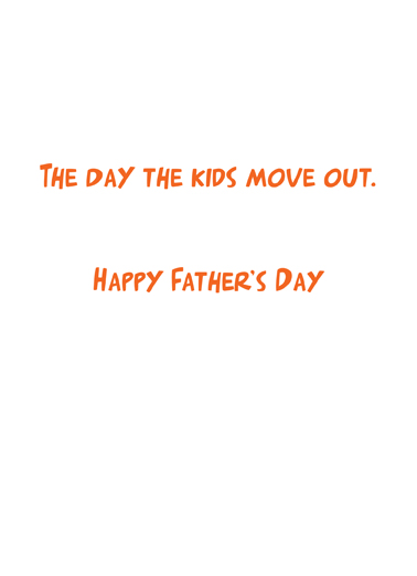 Home Improvement Father's Day Card Inside