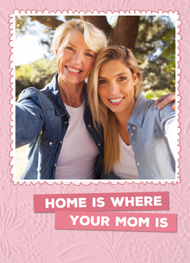 Home Is Mother's Day Ecard Cover