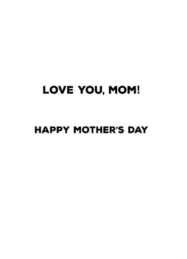 Home Is Mother's Day Ecard Inside