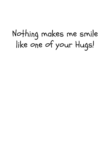 Hugging Emojis National Hug Day Ecard Inside