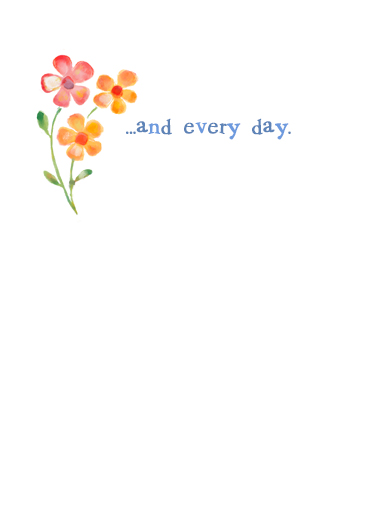 Joy You Bring One from the Heart Ecard Inside