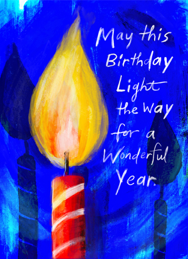 Light The Way Uplifting Cards Card Cover