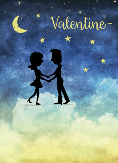 Lo Lo Love Valentine's Day Card Cover