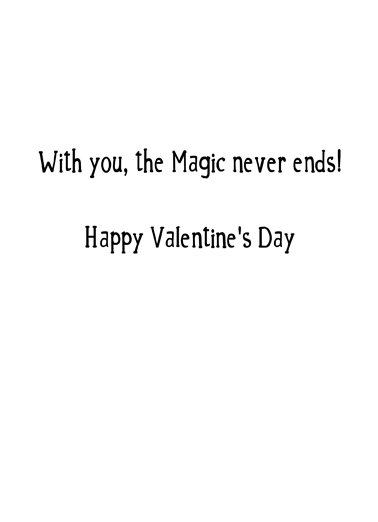 Magic Val  Ecard Inside