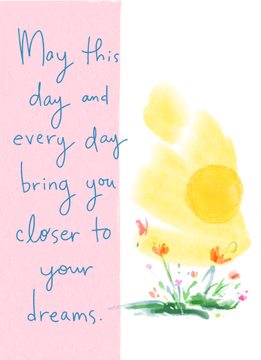 May this Day One from the Heart Card Cover