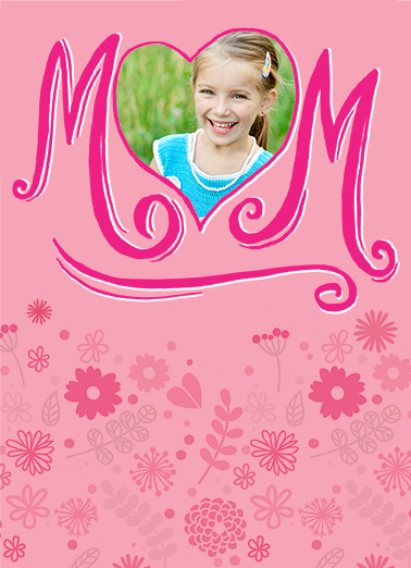 Mom Heart MD Mother's Day Ecard Cover