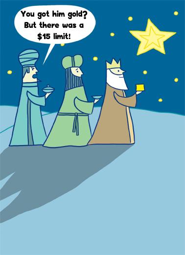 No Limit XMAS Christmas Ecard Cover