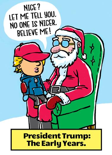 No One Nicer Christmas Ecard Cover