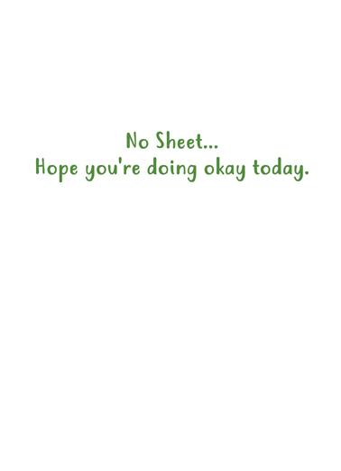 No Sheet Okay For Any Time Ecard Inside