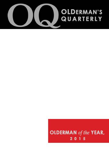 Olderman's Quarterly  Ecard Cover