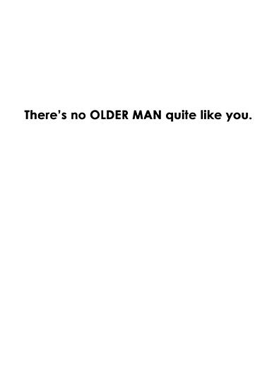 Olderman's Quarterly  Ecard Inside