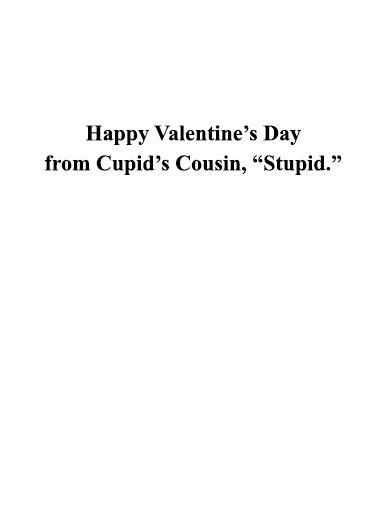 President Cupid Funny Political Ecard Inside