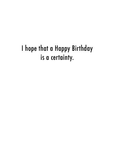 Schrodinger Birthday Ecard Inside