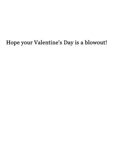 Seen Gum VAL Valentine's Day Card Inside