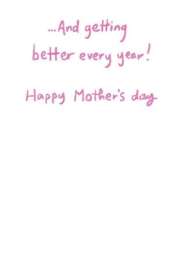 Simply the Best MD Mother's Day Ecard Inside