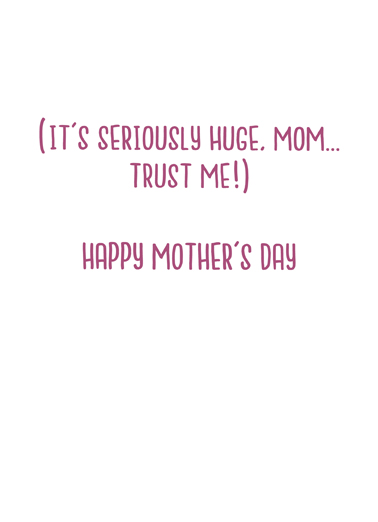 This Much Dino Mother's Day Ecard Inside