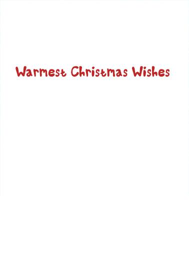 Tis the Season Tree Christmas Ecard Inside