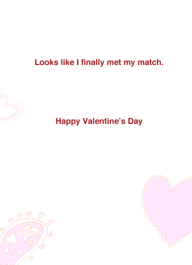 True Love Is Valentine's Day Ecard Inside