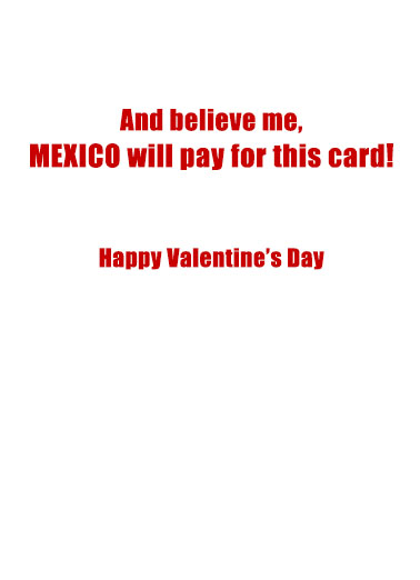 Wallentine  Card Inside