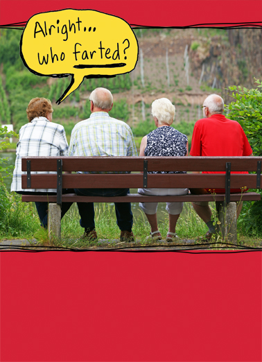 Who Farted  Ecard Cover