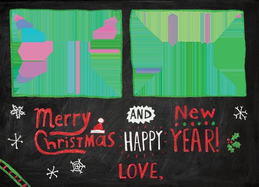 Wonderful Holiday Season Christmas Ecard Cover