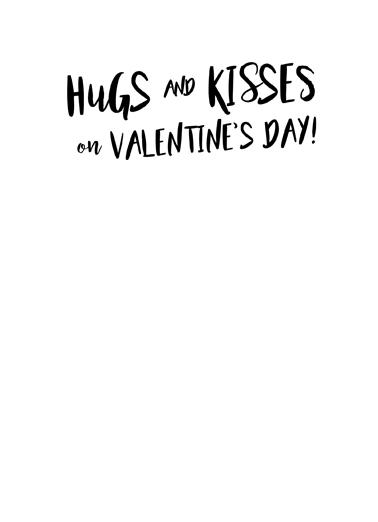 XOXO Valentine's Day Ecard Inside